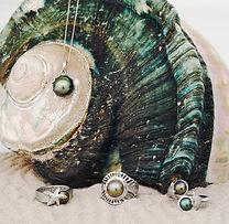 perle de tahiti collier