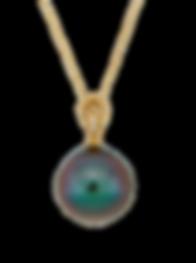 pearl of tahiti pendant