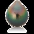 tahitian pearl shape