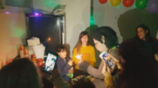 יום הולדת חדר בריחה