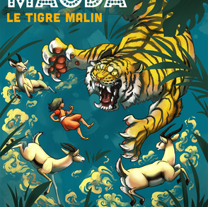 Banda MAgna Le Tigre Malin