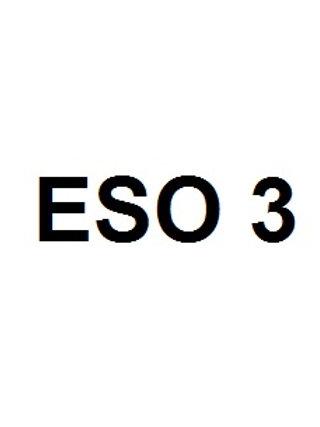 ESO 3 ESCOLA VIDAL I BARRAQUER