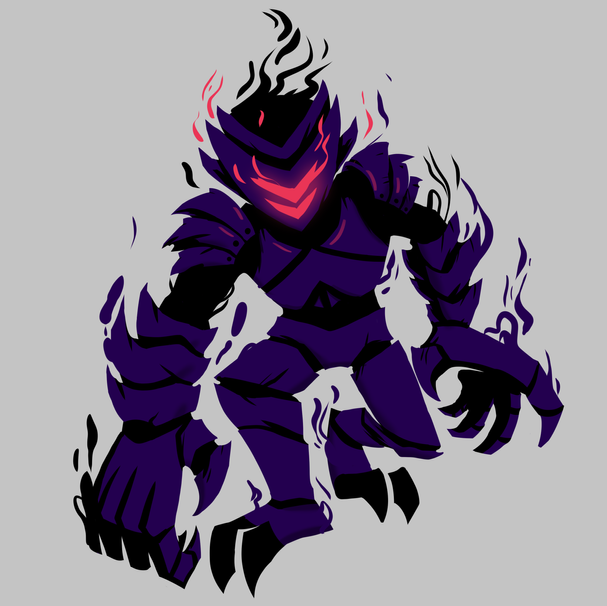 INTO THE DARK: NARAKAN - Gloom Creature