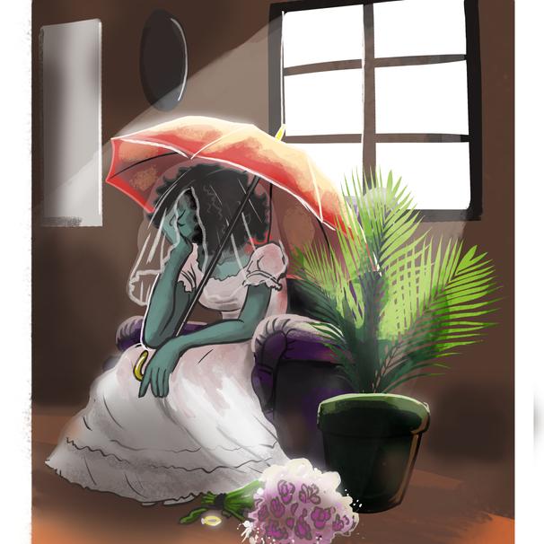 Indoor Umbrella