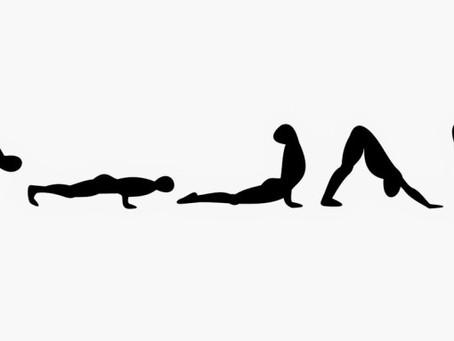 New Yoga Teaching Schedule