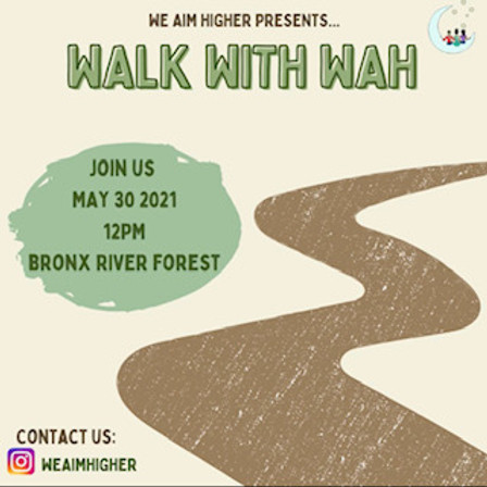 WALK WITH WAH