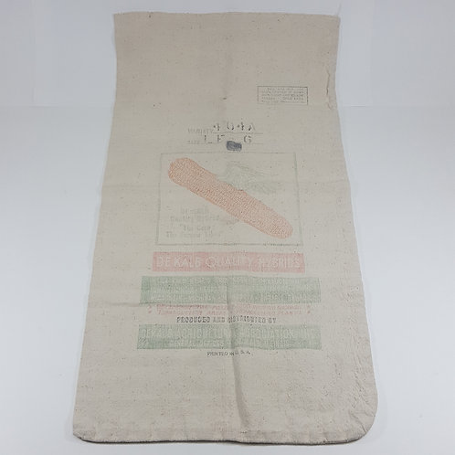 Dekalb Canvas Seed Sack