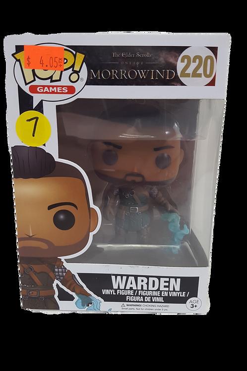 Funko Pop - Warden