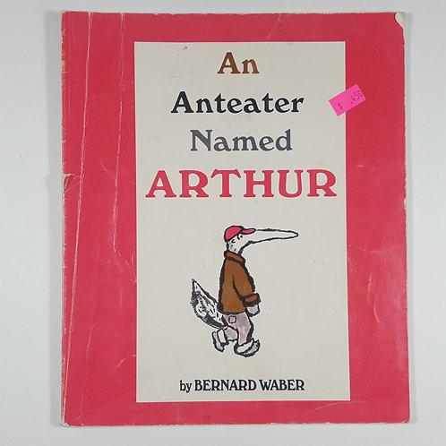 An Anteater Name Arthur