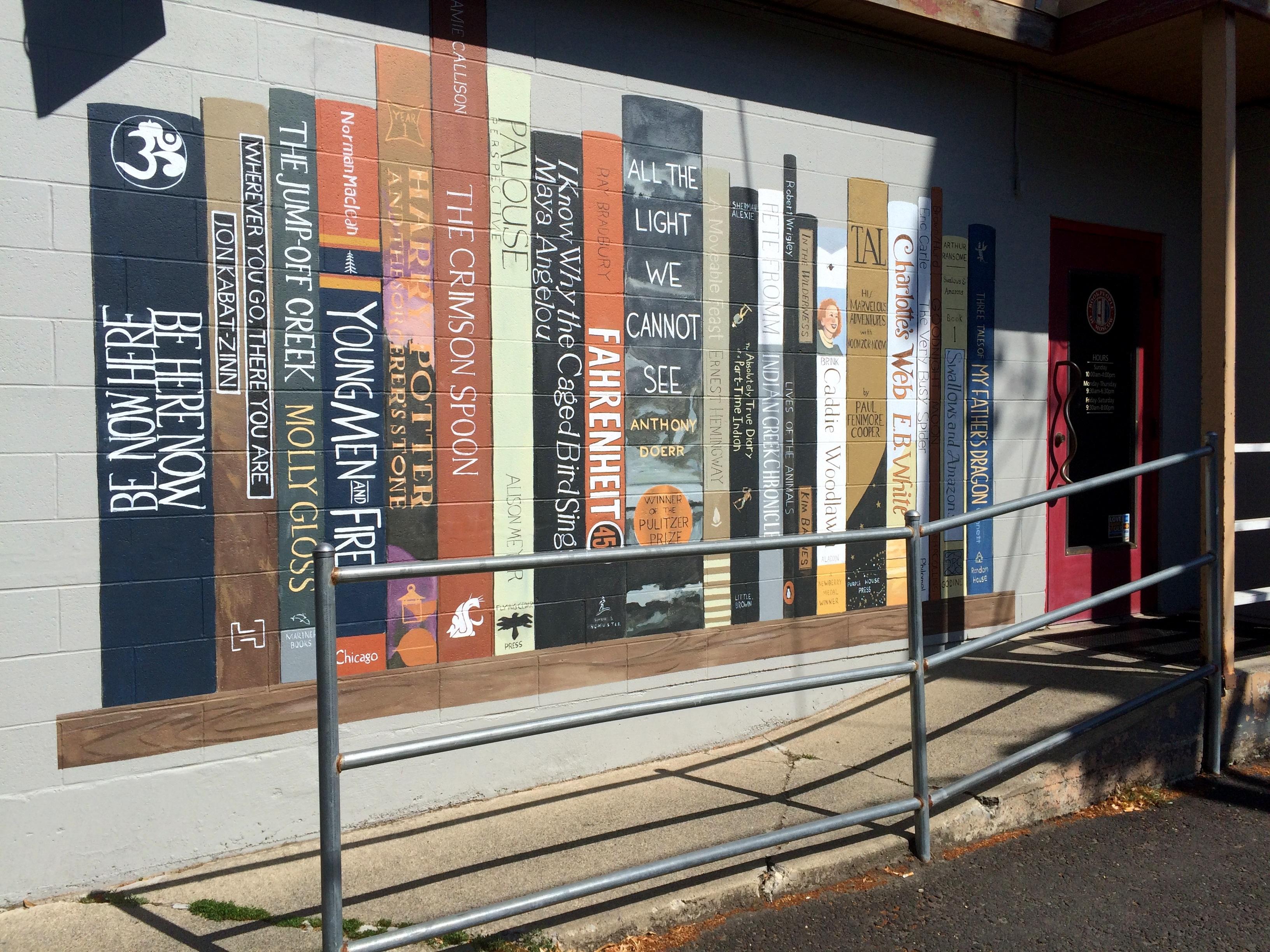 BookPeople, mural