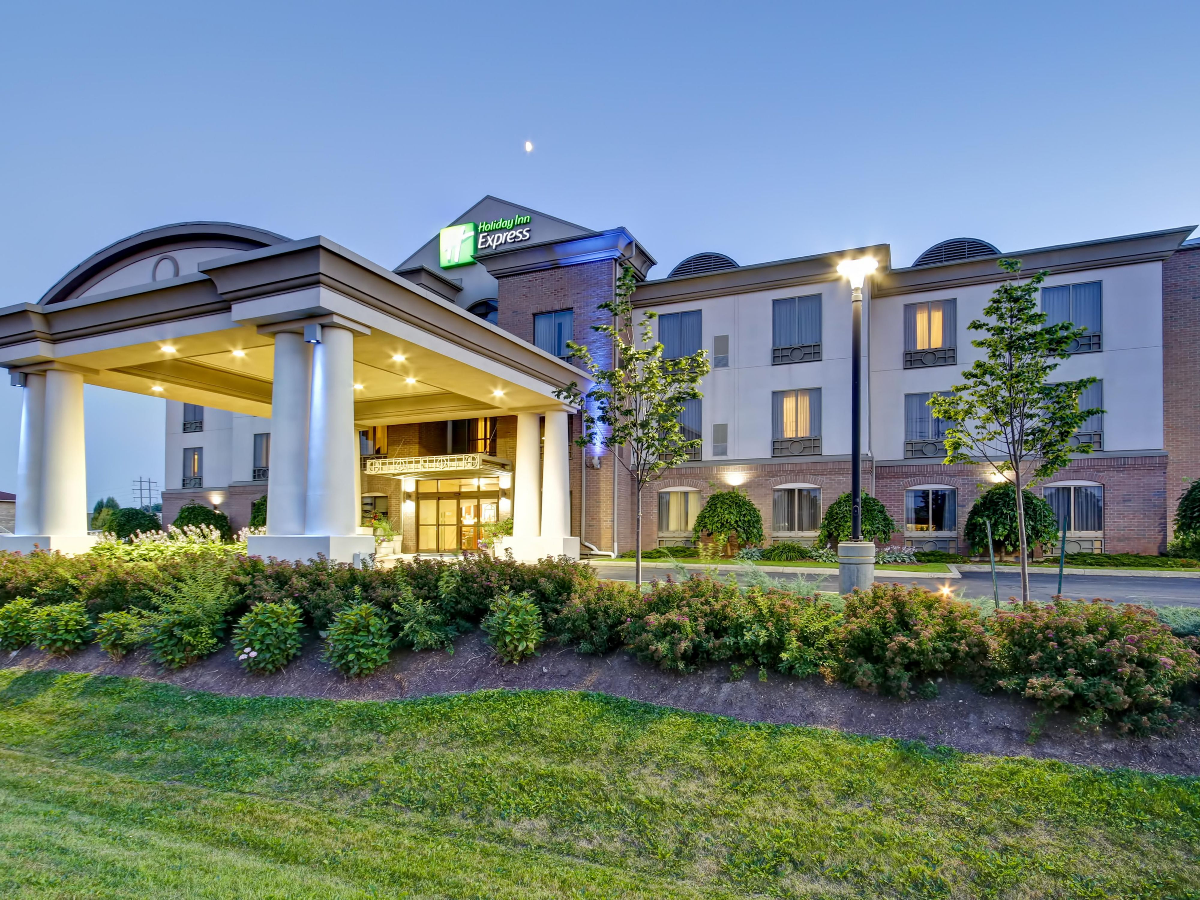 Holiday Inn Express & Suites - Guelph ON