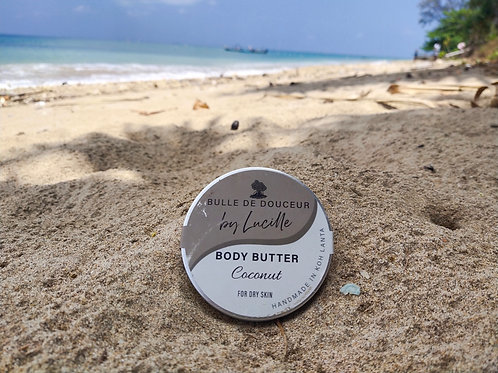 body butter coconut