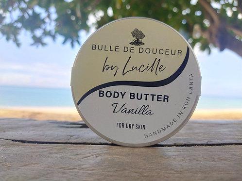 Body Butter Vanilla