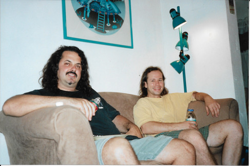 G. Zenny Barlough and Tom