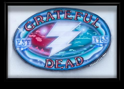 Grateful Dead Logo Design