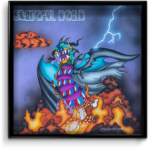 The Grateful Dead Dragon Original