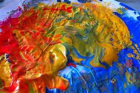 Wet color techniques