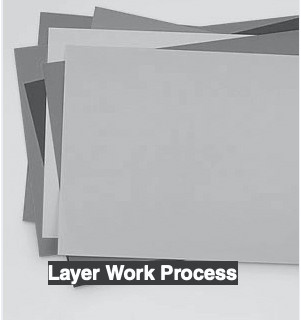 Layer Work Process