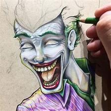 Pencil color cartoon