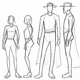 Basic drawing for illustration