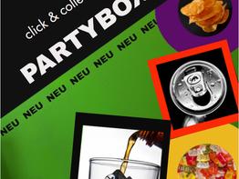 PartyBOX ab sofort erhältlich