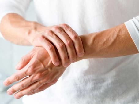 Articulaciones que se ven afectadas a causa de la artritis reumatoide