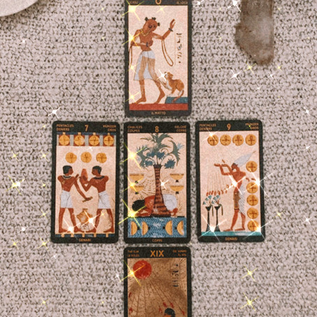 Tarot Reading // October 13, 2020