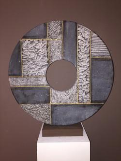 "GEOMETRIC FIGURE 26"" / 66cm"