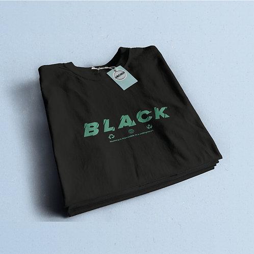 Black Ellipses Tee