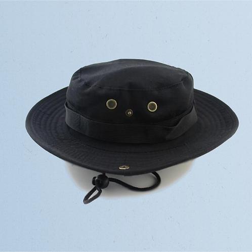 Black Outback Hat