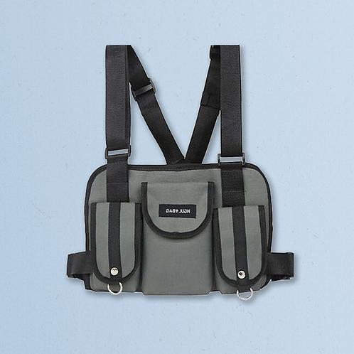 HGUL Chest Bag in Steel Grey