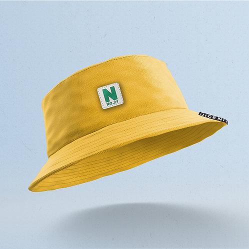 Yellow No. 21 Bucket