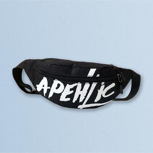 Black APEHLIC Bumbag