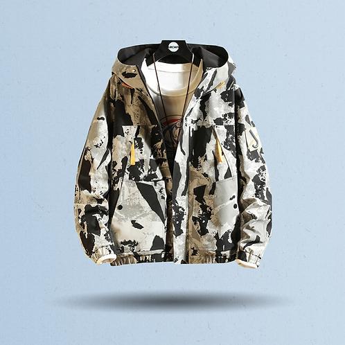 Polar Camouflage Coat