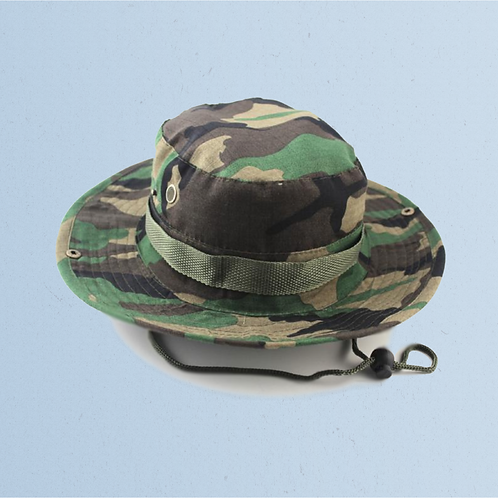 Camouflage Outback Hat