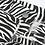 Thumbnail: Zebra Print Trousers