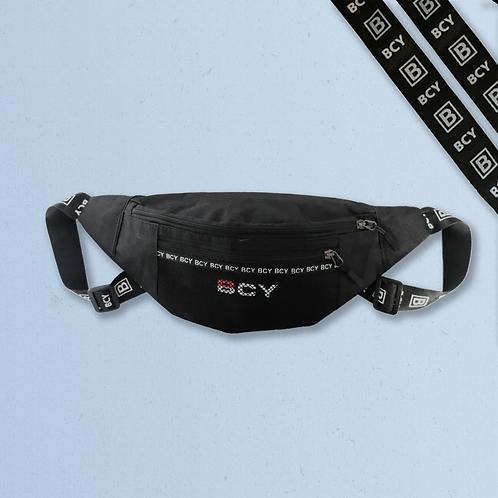 Black BCY Bumbag