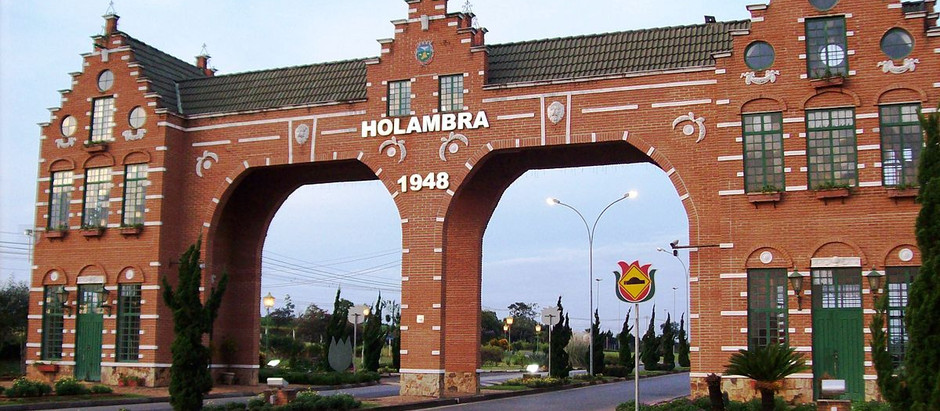Para o senhor prefeito de Holambra