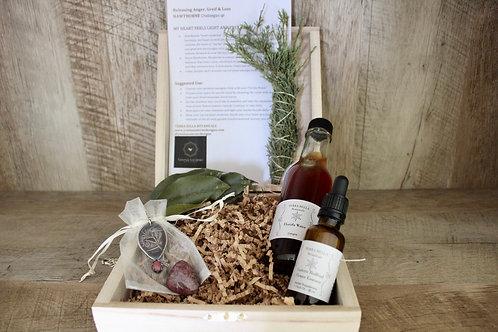 Hawthorne Rhodonite Sacred Ritual Box
