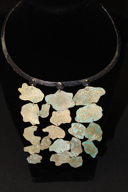 Forged Collar Necklace