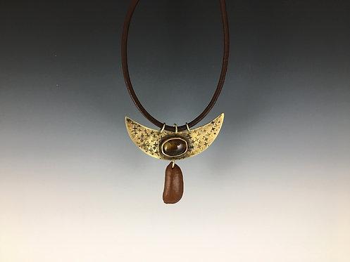 Chiapas Amber Talisman