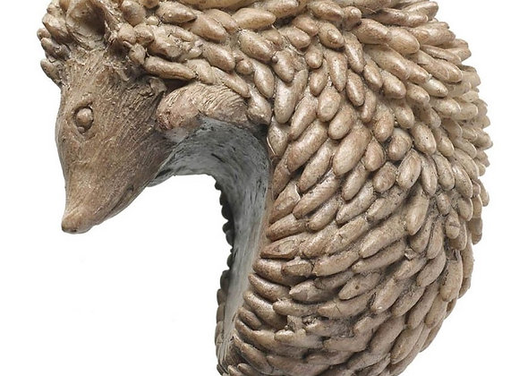 Parlane small resin hedgehog pot hanger