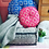 Thumbnail: Bombay Duck Carnival Aztec Embroidered Nomad Pouff Footstool/Cushion