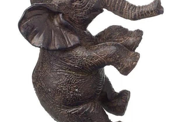 Parlane small resin elephant pot hanger