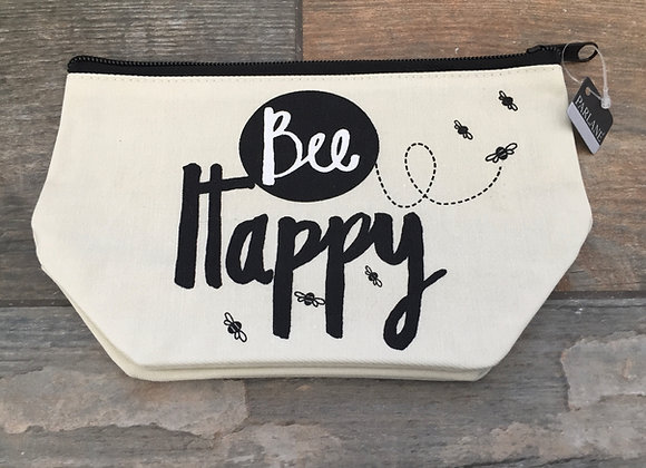 Parlane Be Happy/ Be Magnificent make up bag