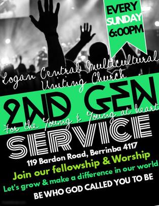 GEN2 Service