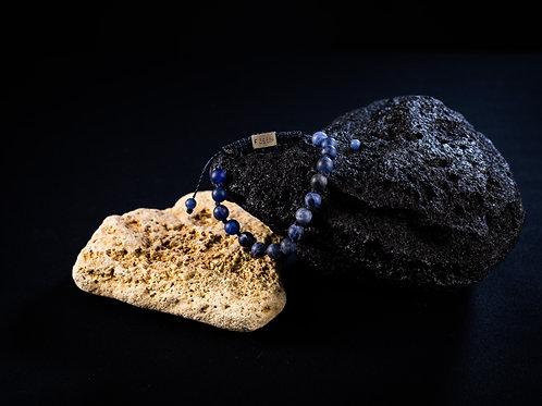 The Sodalite Bracelet
