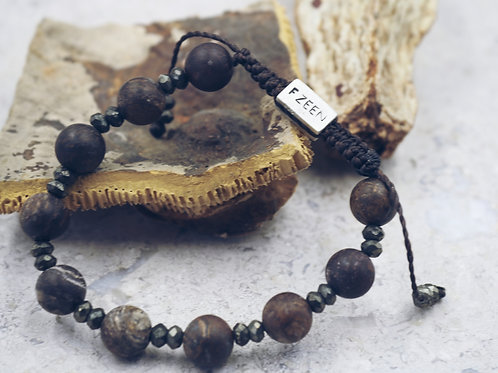 The Bronzite Bracelet