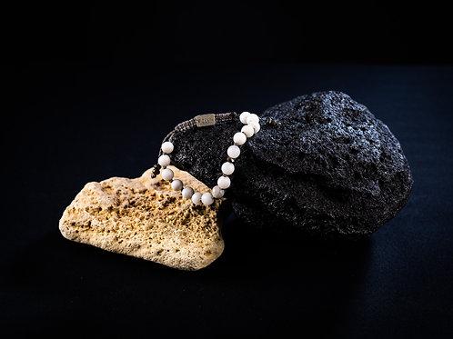 The Lace Agate Bracelet