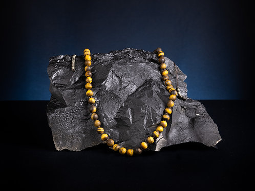 The Tiger Eye Necklace